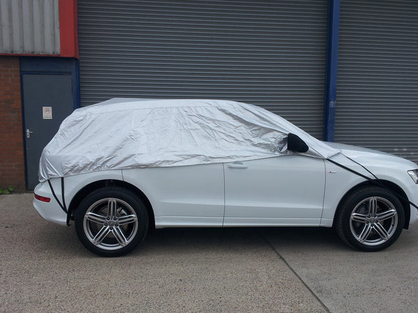 Audi Q5 2008 onwards Half Size Car Cover