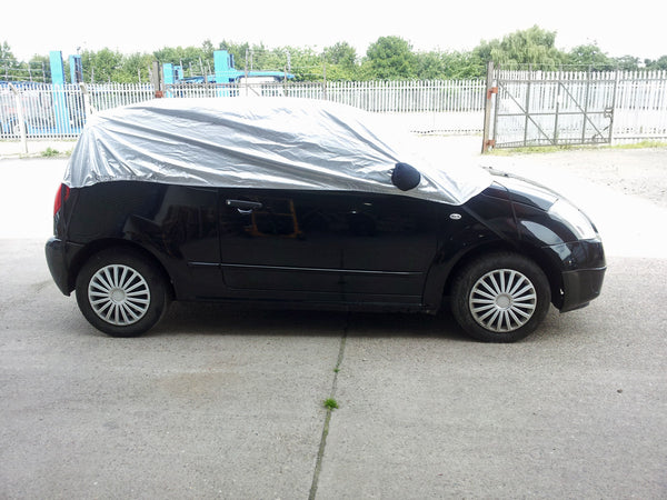 Citroen C2 2003-2009 Half Size Car Cover