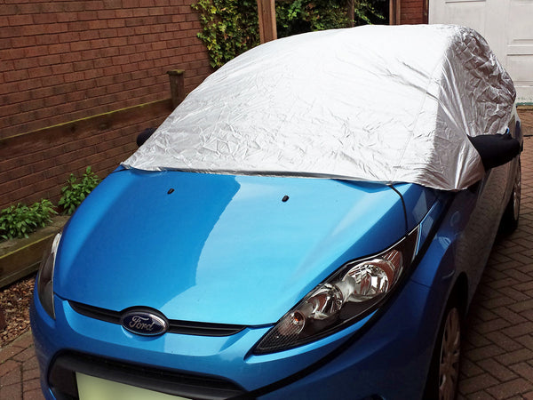 Ford Fiesta Mk7 (includes ST) 2008-2017 Half Size Car Cover