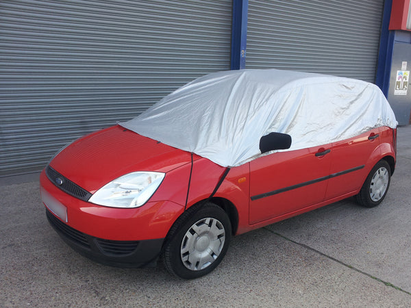 Ford Fiesta Mk5 /& Mk6 2002-2008 Half Size Car Cover