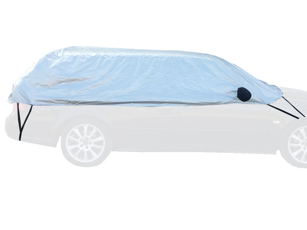Saab 9-5 Wagon 1997 onwards Half Size Car Cover