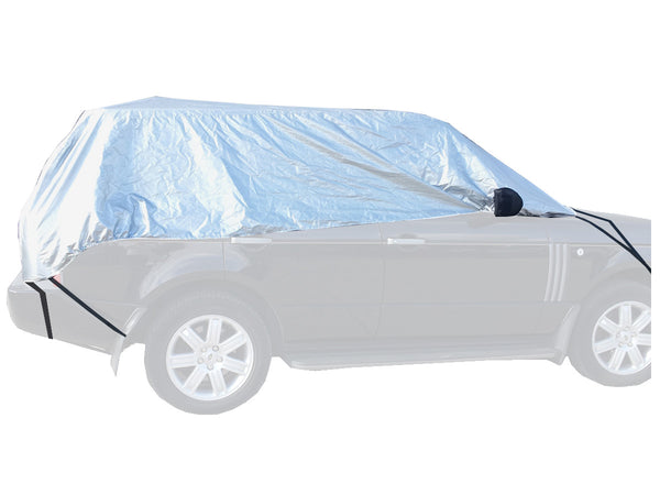 Toyota Landcruiser 100 Series & Amazon 1998 - 2007 Half Size Car Cover