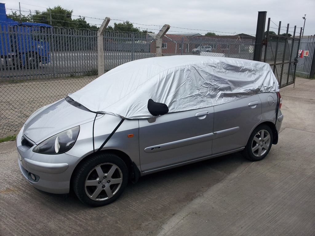 Honda Jazz 2001 - 2008 Half Size Car Cover