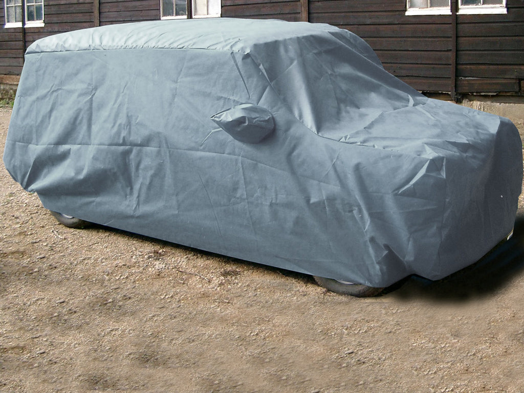 morris mini countryman van estate 1961 1980 weatherpro car cover