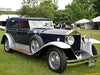 Rolls Royce Phantom I, II 1925-1936 Half Size Car Cover