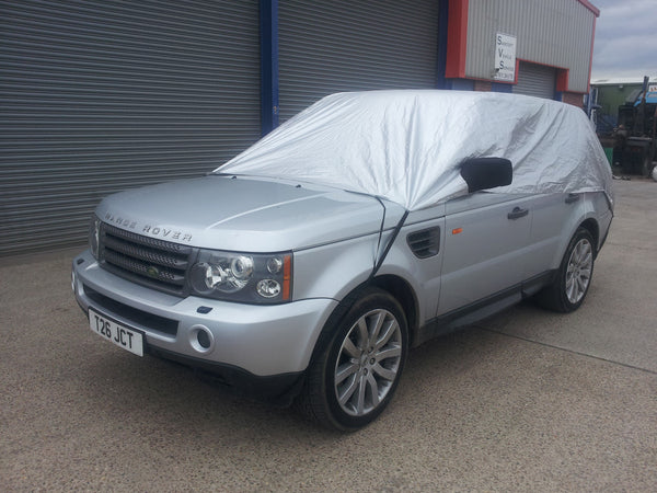 Range Rover Evoque 2011 onwards Half Size Car Cover