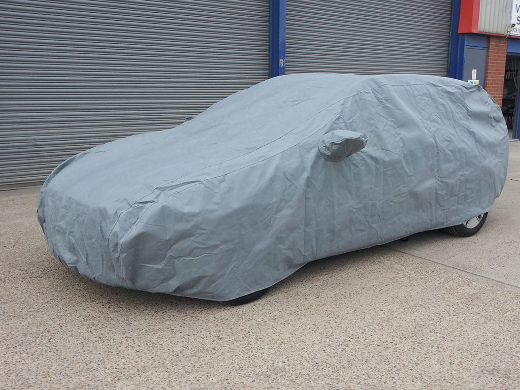 Dacia Sandero Stepway 2009-onwards WeatherPRO Car Cover
