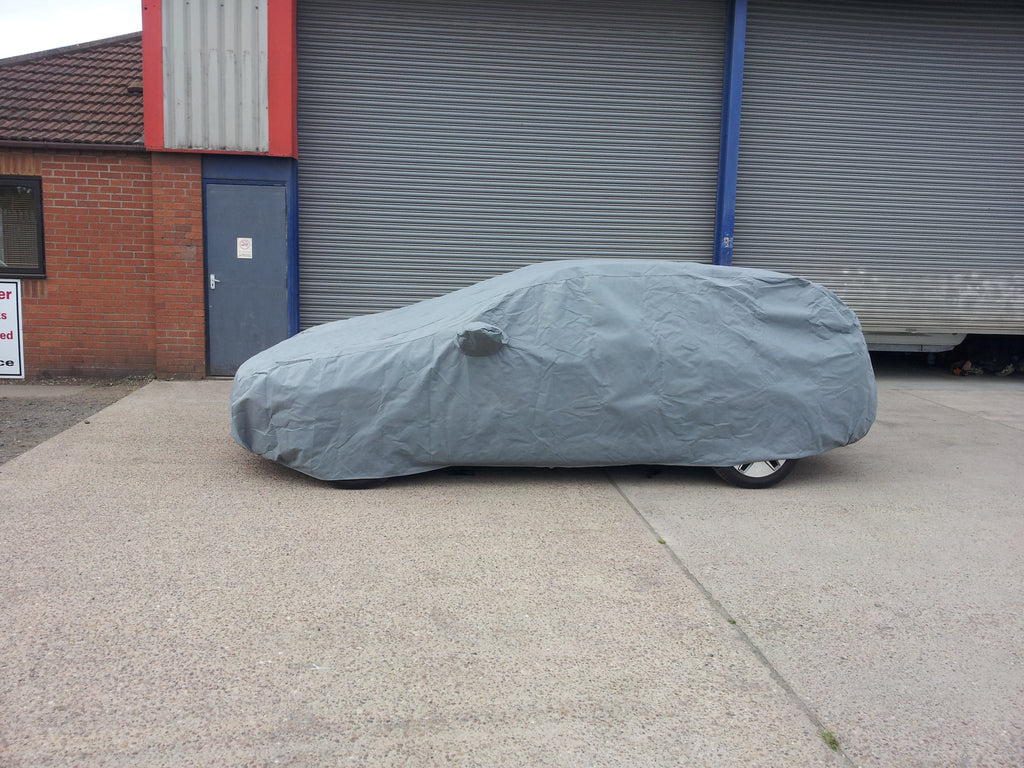 audi a4 avant 1995 onwards weatherpro car cover