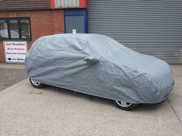 subaru justy 2007 onwards weatherpro car cover