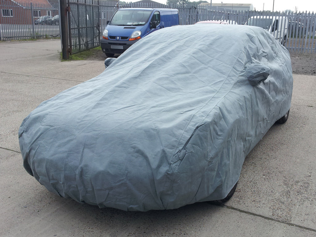 Audi TT Coupe 2006-2014 WeatherPRO Car Cover