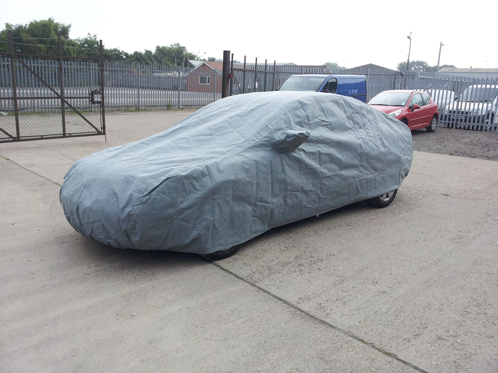 peugeot 407 2004 onwards weatherpro car cover