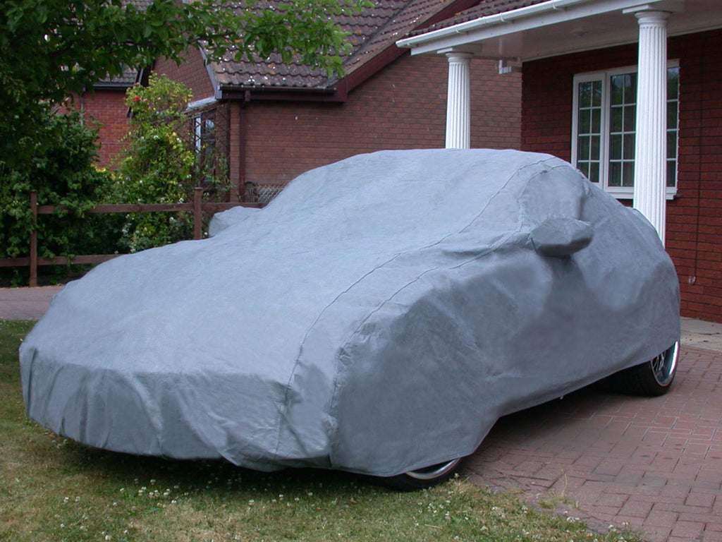 daihatsu copen with factory fitted spoiler 2002 onwards weatherpro car cover