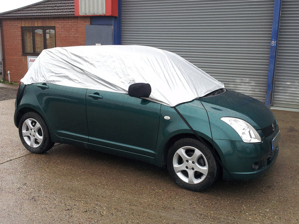 Suzuki Swift 2004 - 2010 Half Size Car Cover