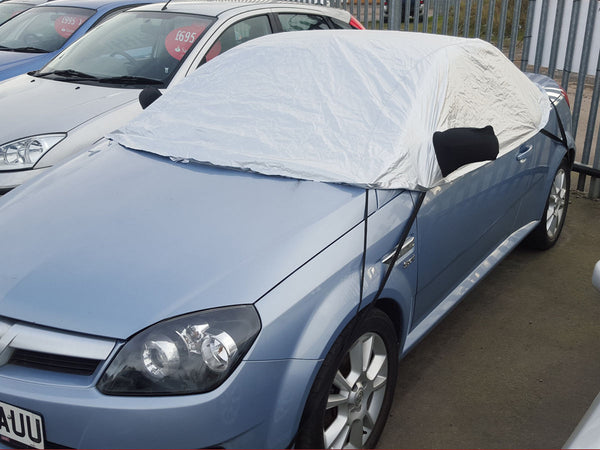 Vauxhall Tigra CC & Coupe 2005 on Half Size Car Cover