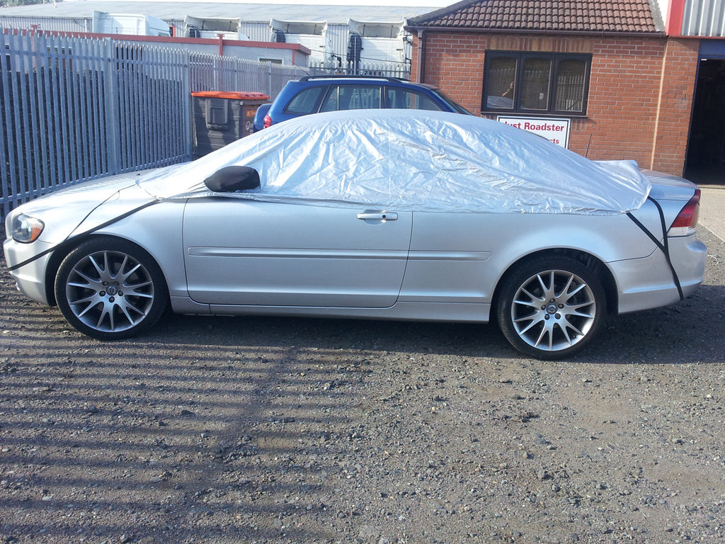 Volvo C70 2006 onwards Convertible Half Size Car Cover
