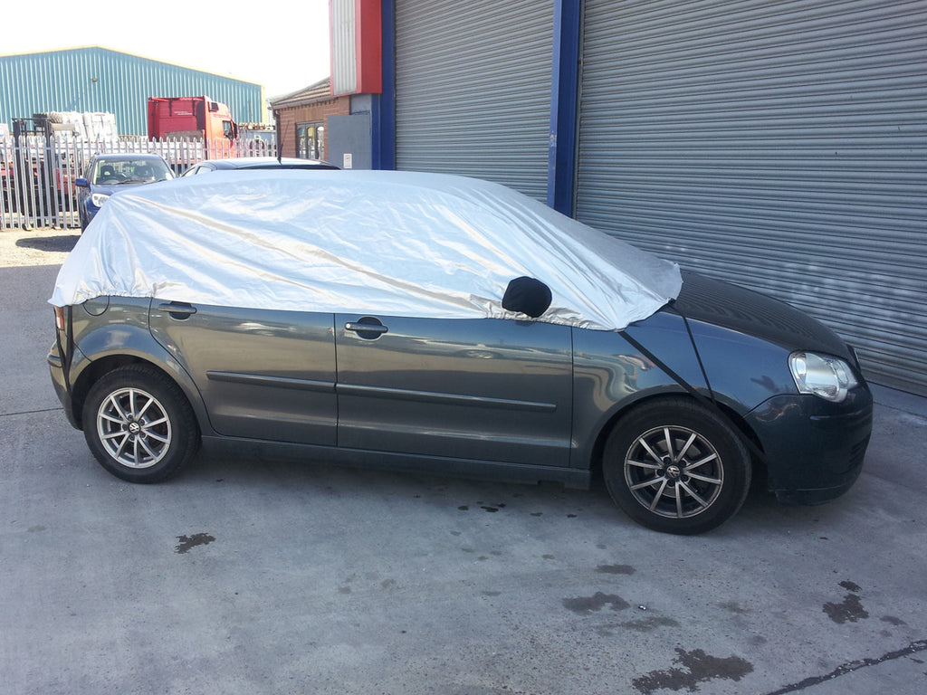 Volkswagen Polo Mk4 Mk5 2002 onwards Half Size Car Cover