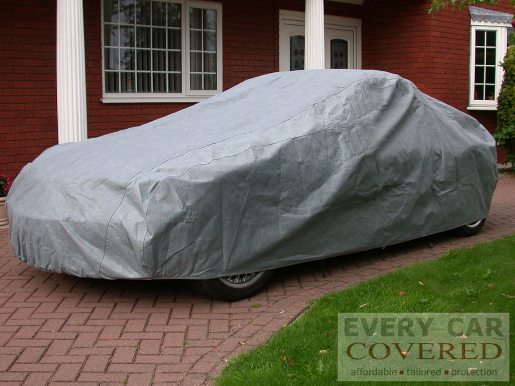 Fiat 124 Spider 1966 - 1985 WeatherPRO Car Cover