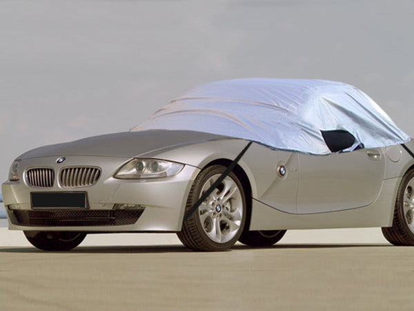 BMW Z4 Coupe M Coupe E86 2005 - 2008 Half Size Car Cover