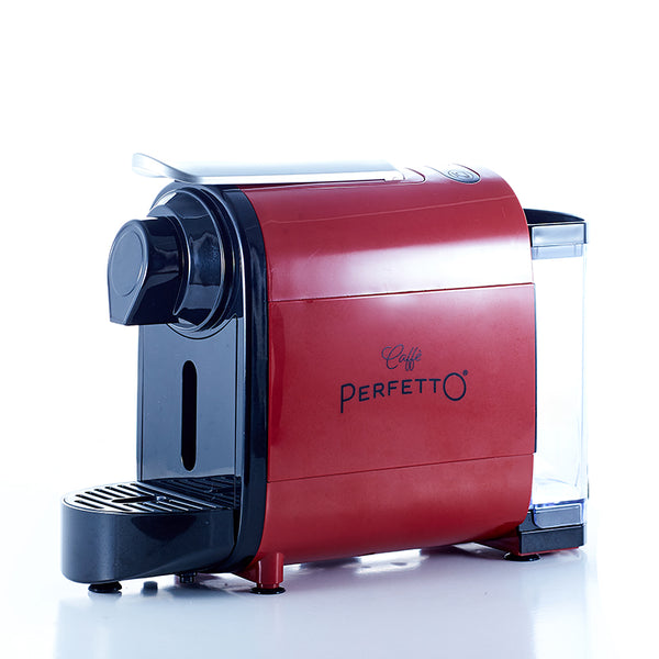 Roma Red Coffee Capsule Machine