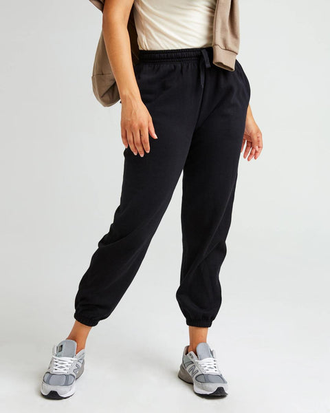 CLEO RECYCLED FLEECE SWEATPANTS