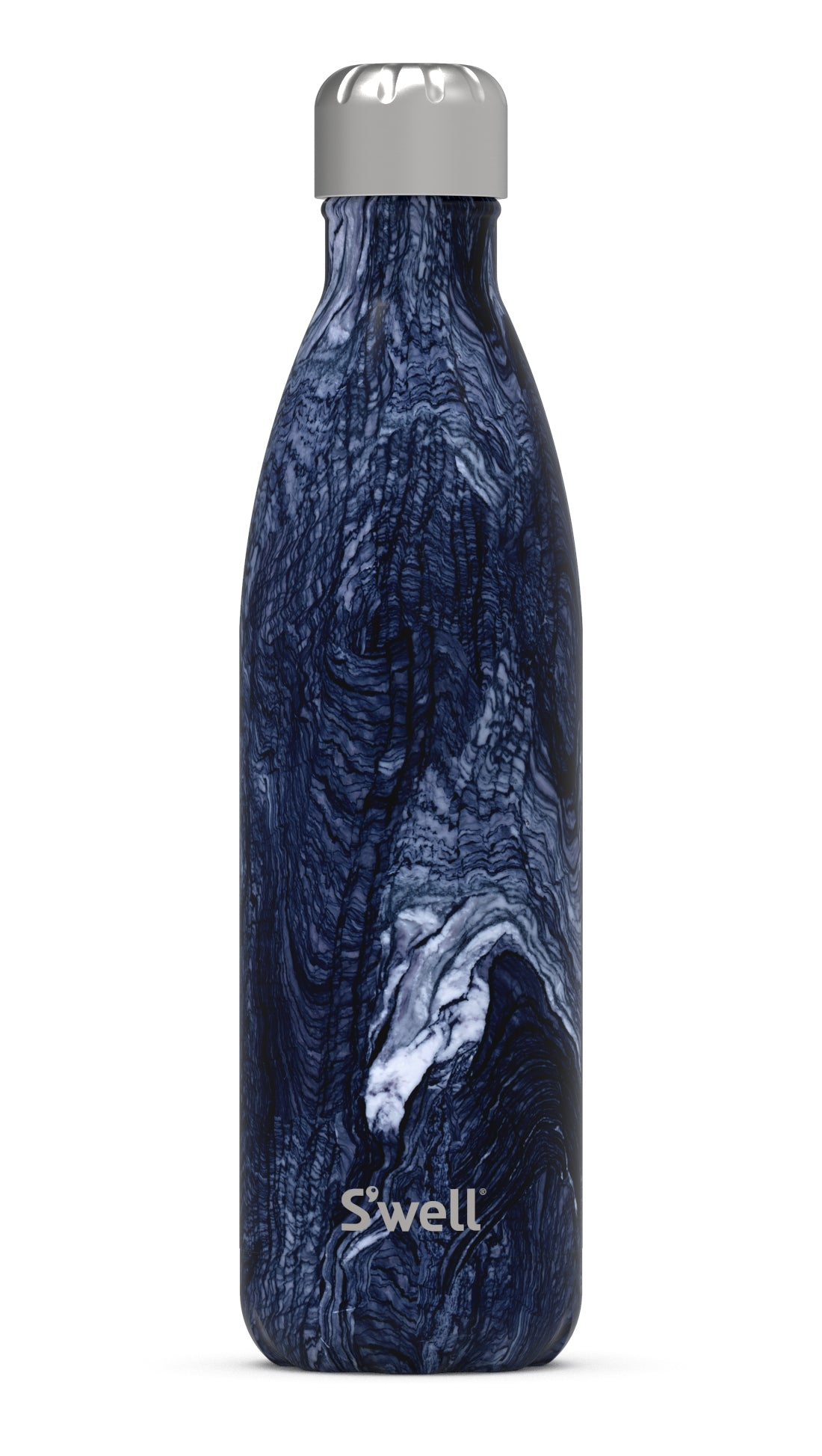 MARBLED AZURITE SWELL 25OZ BOTTLE