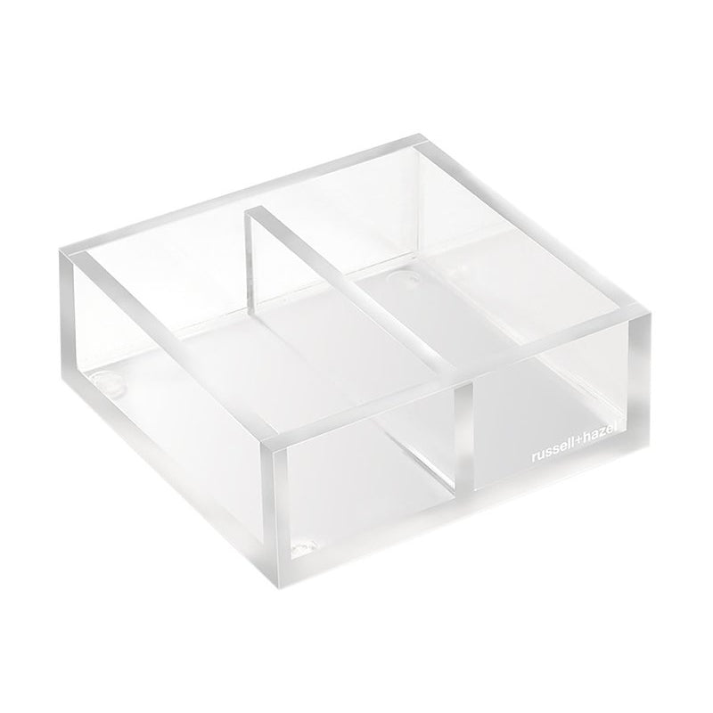 ACRYLIC TWIN DESK ORGANIZER