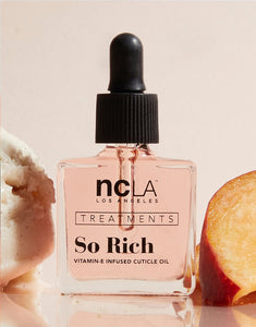 PEACH VANILLA CUTICLE OIL