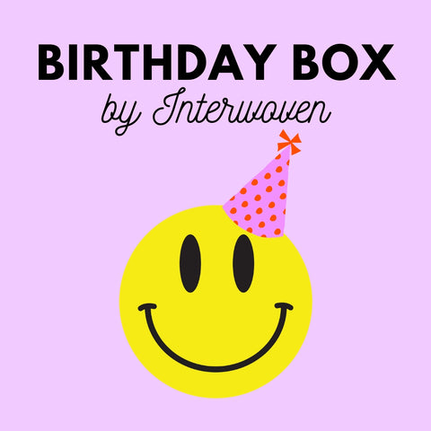 CURATED GIFT BOX: HAPPY BIRTHDAY!  $75 • $150 • $200