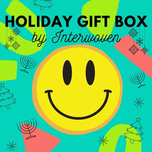 CURATED GIFT BOX: HAPPY HOLIDAYS! $75 • $125 • $250
