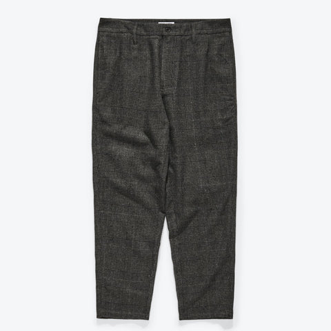 BANKS DIRTY BLACK DOWNTOWN CHECK PANT