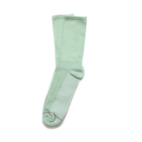 MINT WOMEN'S SILVER CREW SOCK