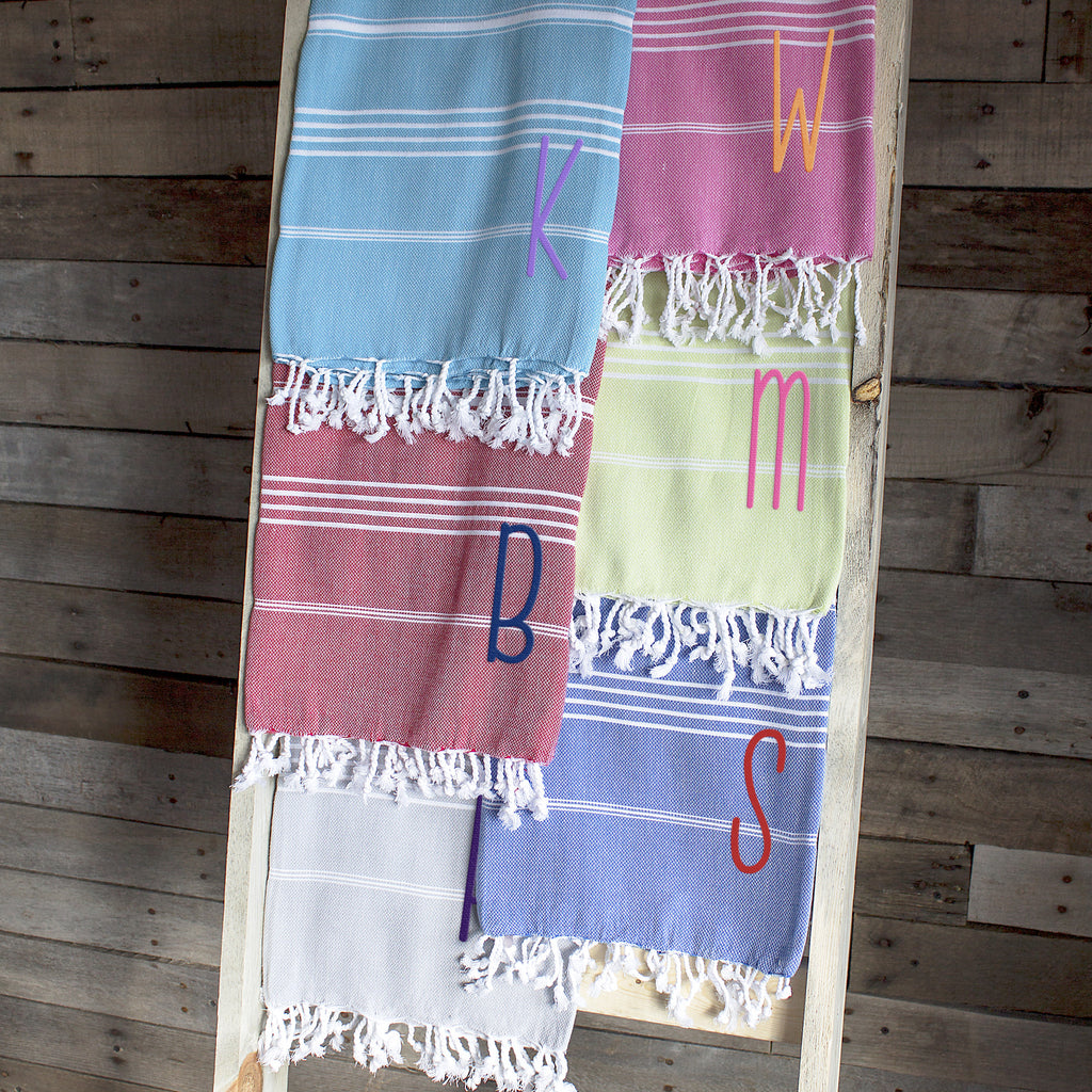 Luxurious Turkish Beach Towel