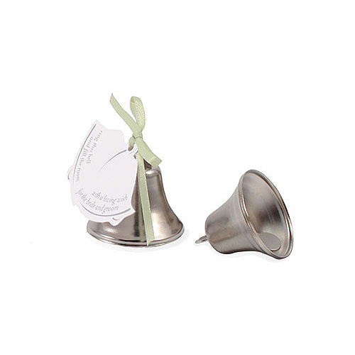 Mini Wedding Bells - Silver or Gold