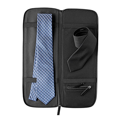 Glen Plaid Tie Case