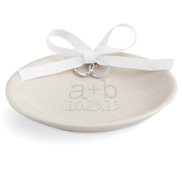 Keepsake Wedding Ring Dish