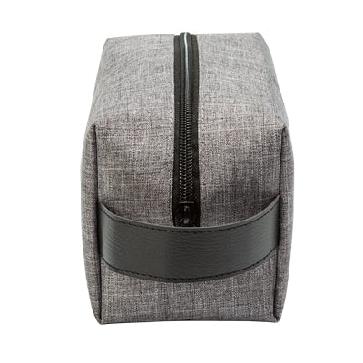 Grey Dopp Kit