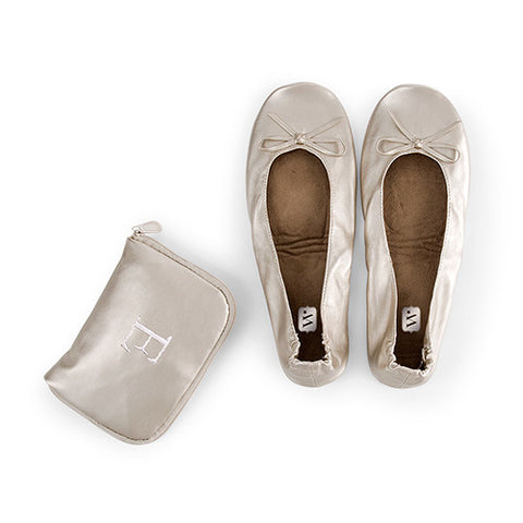 Pocket Wedding Shoes - 4 Colors