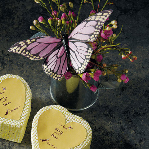 Hand Painted Butterfly Confetti