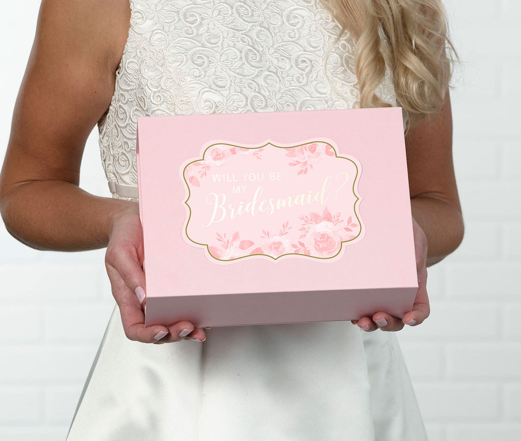 Be My Bridesmaid Box