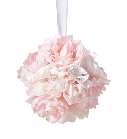 wedding flower ball