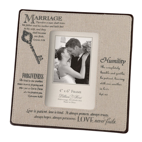 Christian Photo Frame