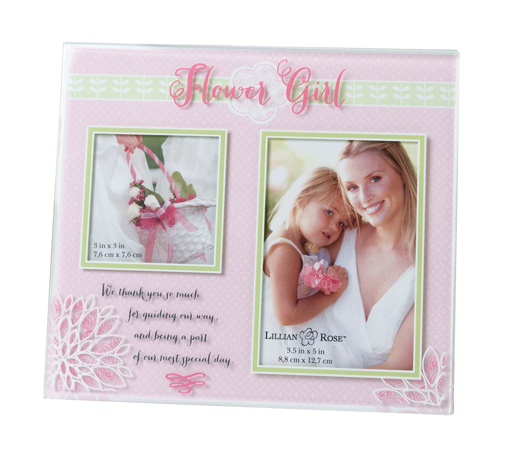 Flower Girl Keepsake Frame