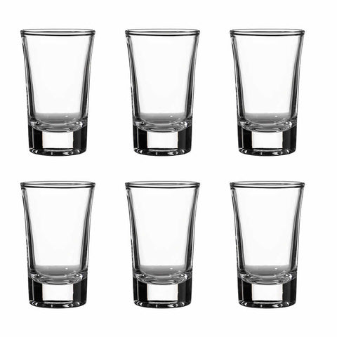 Shot Glasses - Set of 6