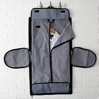 Men's Microfiber Convertible Garment Bag