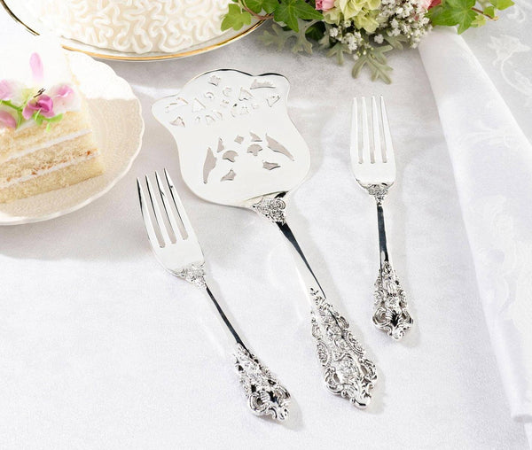 Silver Server & Two Forks