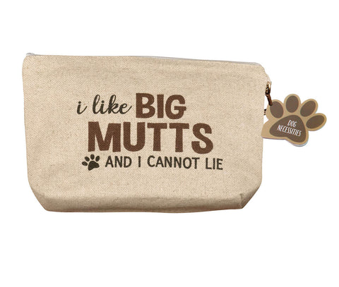 "Dog Travel Kit ""I Like Big Mutts and I Cannot Lie"""