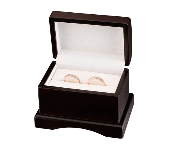 Wedding Ring Box Chest Ring Pillow Alternative