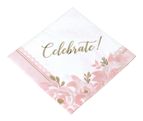 Bridal Shower Napkins