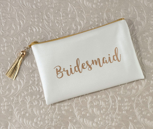Gold Bridal Party Survival Bag