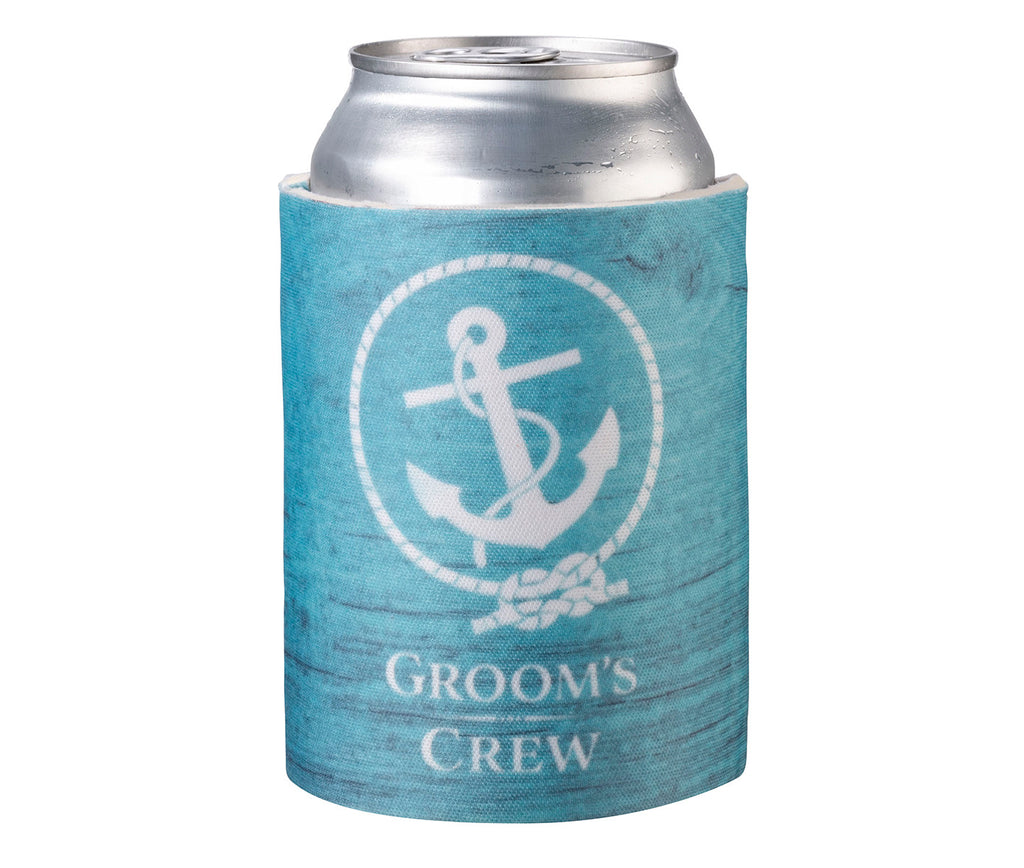 Groom's Crew Can Cooler